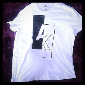 Mens Armani exchange t shirt. New with no tag.